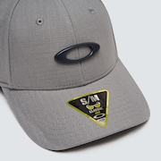 Ellipse 6 Panel Hat - Stone Gray