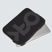 B1B Camo Laptop Case - Blackout