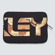 B1B Camo Laptop Case - Black/B1B Camo Desert