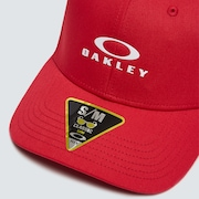 Oakley Stack Icon FF Hat - Red Line