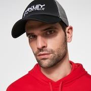 Factory Pilot Trucker Hat - Blackout