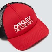Factory Pilot Trucker Hat - Red Line