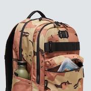 Street Skate Backpack 2.0 - B1B Camo Desert