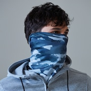 Neck Gaiter - Painted Gray Camo