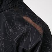 (女性用)Radiant Supple Sparkle Jacket - Blackout