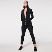 (女性用)Radiant Aerial Fleece Jacket - Blackout
