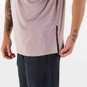 Camiseta TRN Vapor City SS - Stone Gray