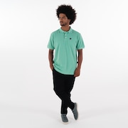 Camisa Polo Oakley Patch 2.0 Polo - Meadow