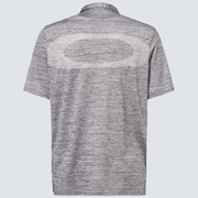Oakley Contender HTR Polo - Dark Gray Heather