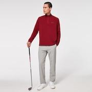 Range Pullover 2.0 - Iron Red