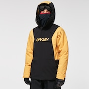TNP Insulated Anorak - Blackout/Pure Gold