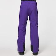 TNP Lined Shell Pant - Deep Violet