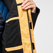 Crescent 3.0 Shell Jacket - Pure Gold