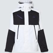 Crescent 3.0 Shell Jacket - White