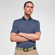 Oakley Jacquard Stripe Polo