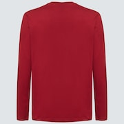 Relax LS Tee - Iron Red