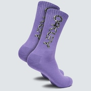 B1B Socks 2.0 (3 PCS) - Deep Violet