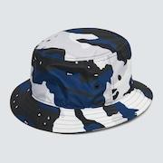 B1B Bucket Hat - B1B Camo Blue/Gray