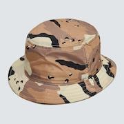 B1B Bucket Hat - B1B Camo Desert