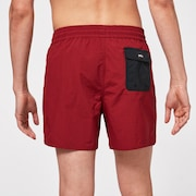 All Day 16 Beach Short - Iron Red