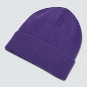 Beanie Ribbed 2.0 - Deep Violet