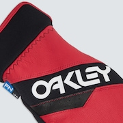 Factory Winter Mittens 2.0 - Red Line