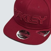B1B Meshed Fb Hat - Iron Red