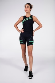Regata Feminina Mod Oakley X Lauf Sports - Jet Black