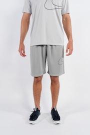 Bermuda Masc Mod Big Logo Shorts