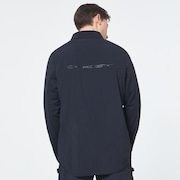 Oakley® Definition Patch LS Shirt - Blackout