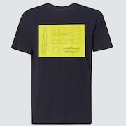 Oakley® Definition Golf Short Sleeve Tee - Blackout
