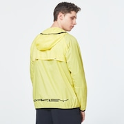Oakley® Definition Patch Packable Jacket - Radiant Yellow