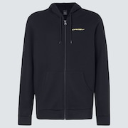 Oakley® Definition FZ Basic Fleece - Blackout