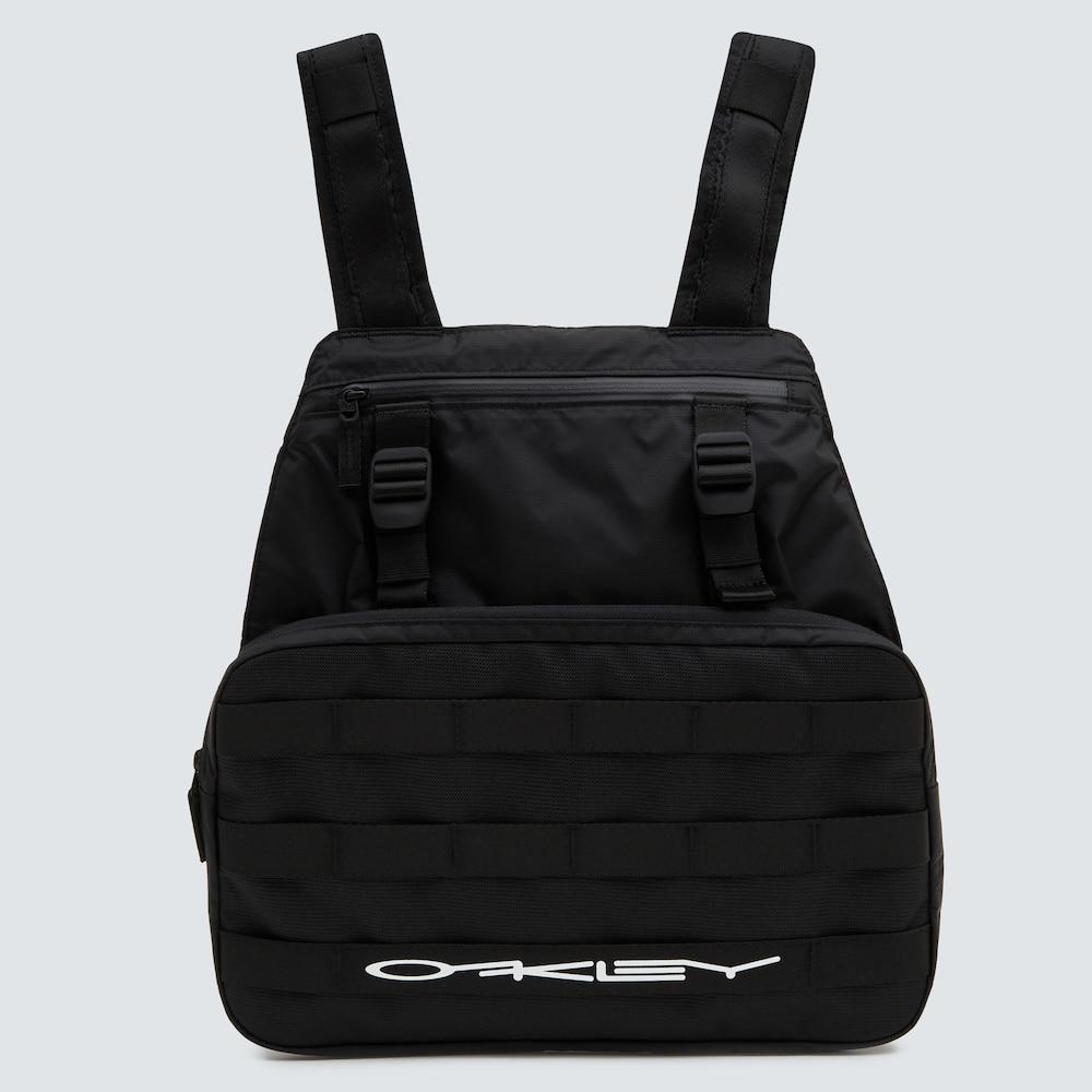 oakley oakley definition bodybag vest blackout fos900055 02e oakley de store german