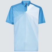 Golf Stretch Logo Short Sleeve Tee - Interstellar Blue