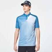 Golf Stretch Logo Short Sleeve Tee