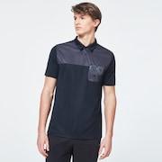 Camo Evo Pocket Short Sleeve Polo Shirt
