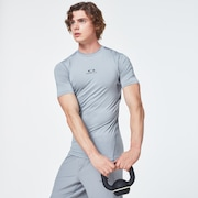 Foundation Baselayer Top - Fog Gray