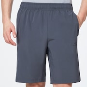 "Foundational Training Short 9"" - Uniform Gray"