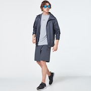 "Foundational Training Short 9"" - Uniform Gray"