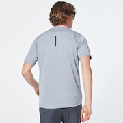Foundational Training Short Sleeve Tee - Fog Gray
