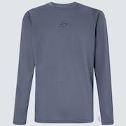 Foundational Training  Long Sleeve Tee - Uniform Gray