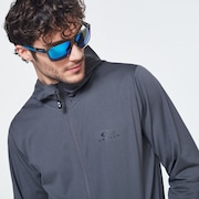 Foundational Training Hoodie FZ - Uniform Gray