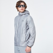 Foundation Jacket - Fog Gray