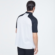 Traditional Golf Polo - Blackout