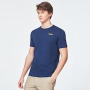 Heritage 6 Short Sleeve Tee - Universal Blue