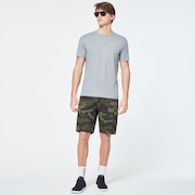 Heritage 6 Short Sleeve Tee - New Granite Heather
