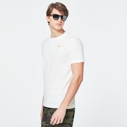 Heritage 6 Short Sleeve Tee - Arctic White