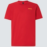 Heritage 6 Short Sleeve Tee - High Risk Red