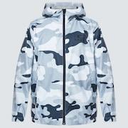 Enhance Wind Jacket YTR 1.0 - White Print